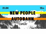 New People & Autobahn / BACK to Nature - koncert