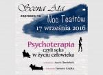 Noc Teatrów w Piwnicy artystycznej Alicji Tanew - Scena Ata