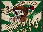 O'HAMSTERS - celtic punk rock band - koncert