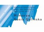 Otwarcie M/morze Gosia Golińska - wystawa