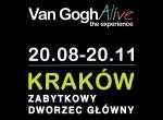 Otwarcie wystawy: Van Gogh Alive - Kraków