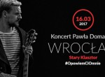 Paweł Domagała Tour - koncert