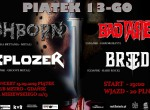 Piątek 13-go w Klubie Metro Gdańsk - koncert