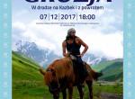 """Promocja książki Grzegorza Kapli """"Gruzja. W drodze na Kazbek i z powrotem"""""""