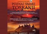 SMAKI TOSKANII / spektakl Sbandieratori Duma Naszych Serc
