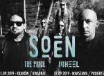 Soen + The Price + Wheel - koncert