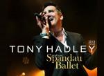 Tony Hadley - Spandau Ballet - koncert