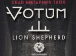 VoTuM, Lion Shepherd, Art of Illusion - koncert