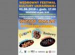 Wędrowny Festiwal Kultury Ukraińskiej