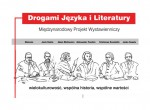 """Wernisaż wystawy """"Drogami języka i literatury"""""""