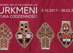 Wernisaż Wystawy Turkmeni. Sztuka codzienności