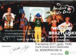 Wieczór Brazylijski: Amilcar Batista Cruz - koncert