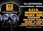 Wrocław Hip Hop Festival 2018