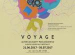 """Wystawa """"Voyage"""" Jan Kanty Pawluśkiewicz"""