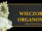 XIII. Międzynarodowy Festiwal - Wieczory Organowe u Bożej Opatrzności