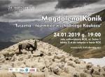 """Za Horyzontem: Magdalena Konik """"Tuszetia - tajemnice wschodniego Kaukazu"""""""