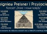 """Zbigniew Preisner i Przyjaciele """"Stare i nowe kolędy"""" - koncert"""