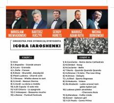 10 Tenorów - koncert