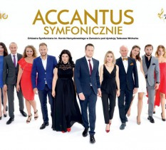 Accantus Symfonicznie - koncert