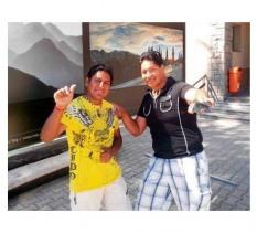 Ahaju Fusion Bolivia- koncert