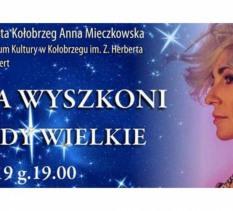"""Anna Wyszkoni """"Kolędy Wielkie"""""""
