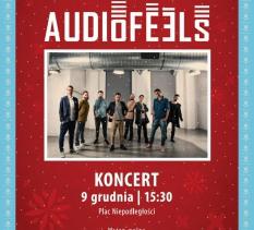 AudioFeels - koncert