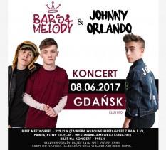 Bars and Melody & Johnny Orlando