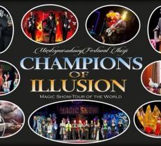 Champions of Illusion - Festiwal iluzji