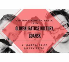 Chłopcy kontra Basia w Gdańsku - koncert