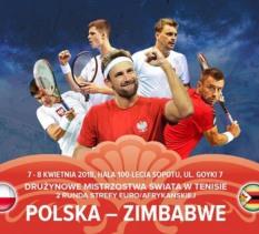 Davis Cup by BNP Paribas Polska - Zimbabwe