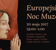 Europejska Noc Muzeów 2017 - Instytut Kultury Miejskiej