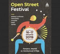 Festiwal sztuki ulicznej - Open Street Festival