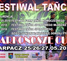 Festiwal Tańca Karkonosze Cup 2018