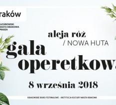 Gala operetkowa - koncert