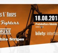 Gdańsk Tribute Festival 2018 - koncert