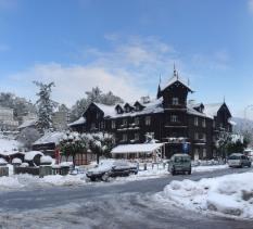 Góra Parkowa w Krynicy-Zdroju