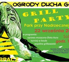 Grill Party w Karpaczu