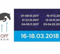 Halowe Zawody Regionalne w Skokach JumpOFF Hipodrom IV