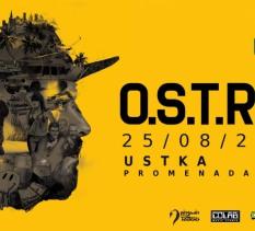 HiP HOP na Fali Ustka - Koncert O.S.T.R.
