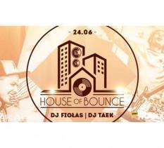 House Of Bounce Fiołas & Taek