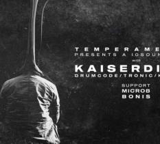 I0 Sound Party by Temperamental w/ Kaiserdisco - koncert