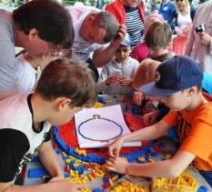 III Rodzinne Budowanie z Klocków Lego
