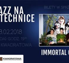 Jazz na Politechnice - Immortal Onion - koncert