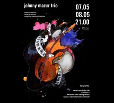 Johnny Mazur Trio w Piec'Art Acoustic Jazz Club