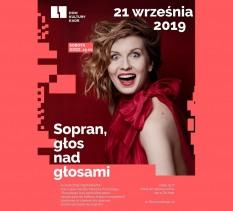 Klasycznie Niepoważni: sopran, głos nad głosami - koncert