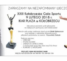 Kołobrzeska Gala Sportu 2018