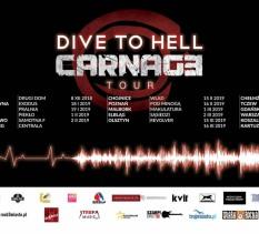 Koncert: Carnage / Dead Saint's Bitch II Gdańsk