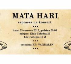 Koncert: Mata Hari
