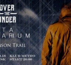 Koncert - Over The Under, Eta Nearrum, Crimson Trail