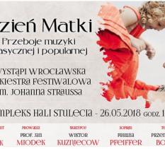 Koncert z okazji Dnia Matki w wykonaniu Orkiestry Symfonicznej pod batutą Jana Ślęka
